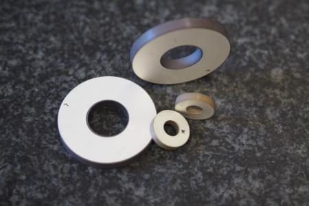 高效率压电陶瓷
